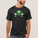 Alien Trio Men's T-Shirt